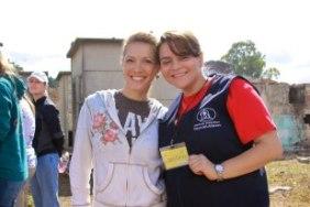 Alene- PH volunteer and Carolina